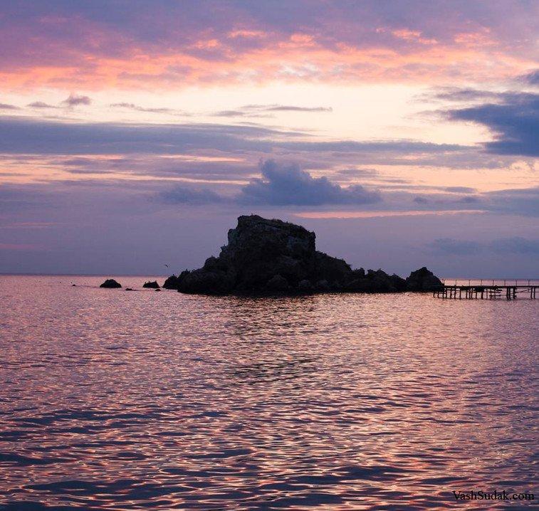 Крабий Остров. Фото