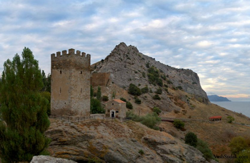 Генуэзская Крепость. Судак