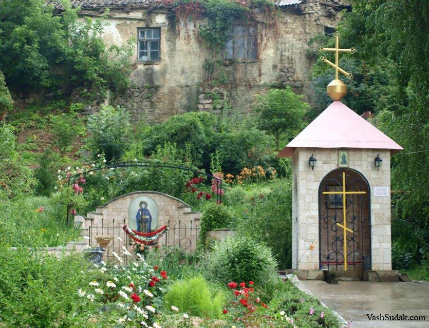 Топловский женский монастырь. Тополёвка