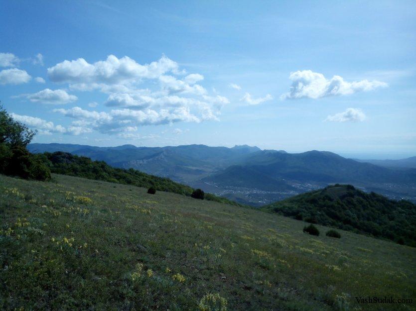 Экскурсия на квадроцикле (ATV) на гору Перчем