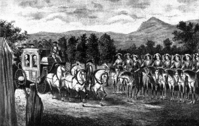Таврический вояж Екатерины II в Крым