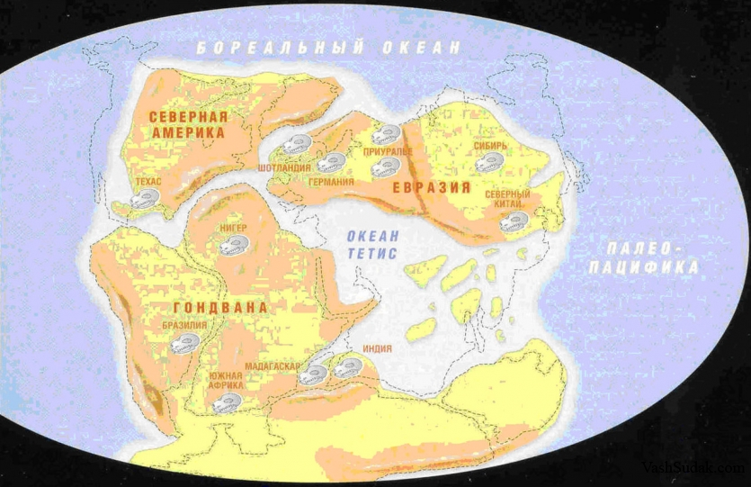 Океан Тетис