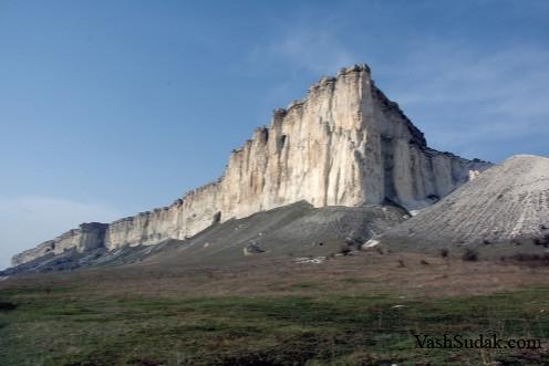 Белая скала — Ак-Кая