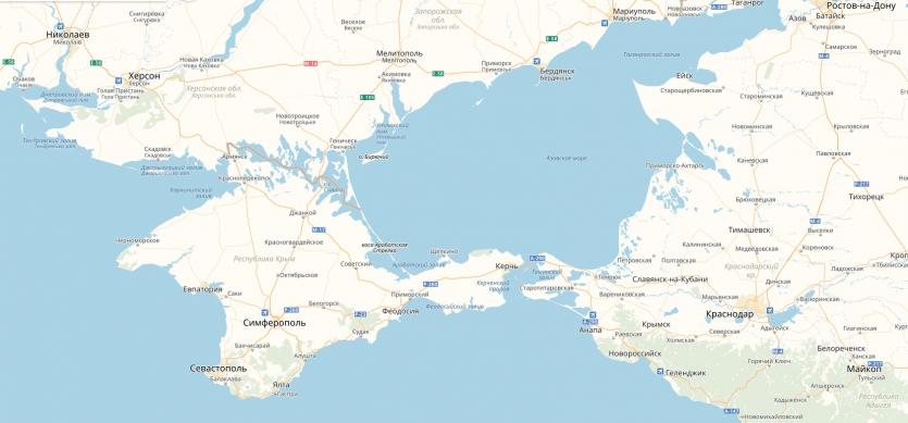 Крым - туристический рай!